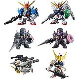 ガシャポン戦士DASH06 ロボット ダッシュ フィギュア アニメ ガチャ バンダイ(全6種フルコンプセット)