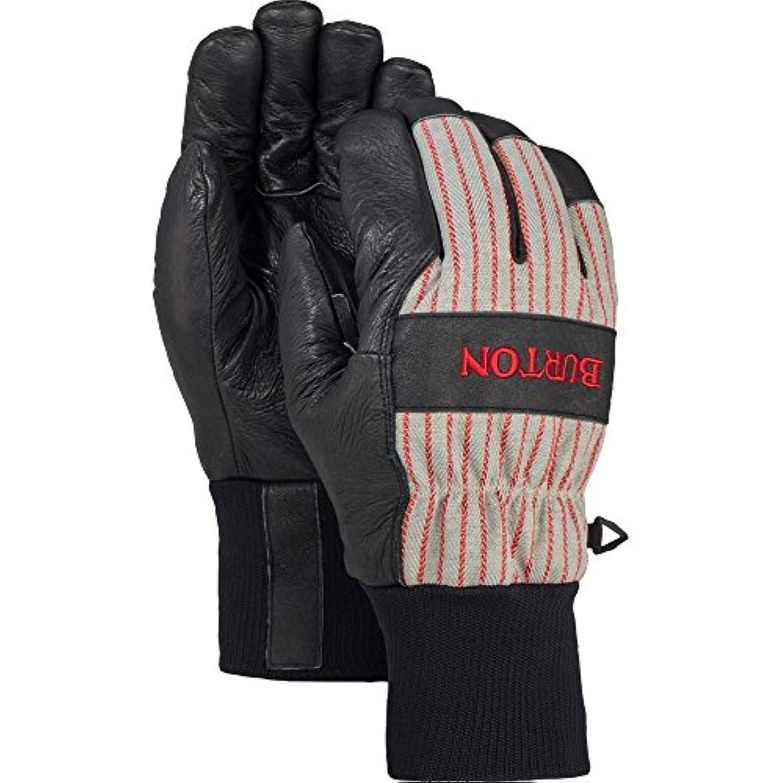 (バートン) Burton メンズ スキー?スノーボード グローブ Burton Lifty Gloves 2018 [並行輸入品]