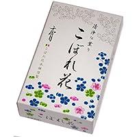精華堂のお線香 こぼれ花 徳用2色バラ詰