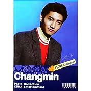 チャンミン 写真集 - A5サイズ 韓国版 写真集 - 東方神起 フォトブック