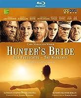 Hunter's Bride (Der Freischutz - The Marksman) [Blu-ray] [Import]
