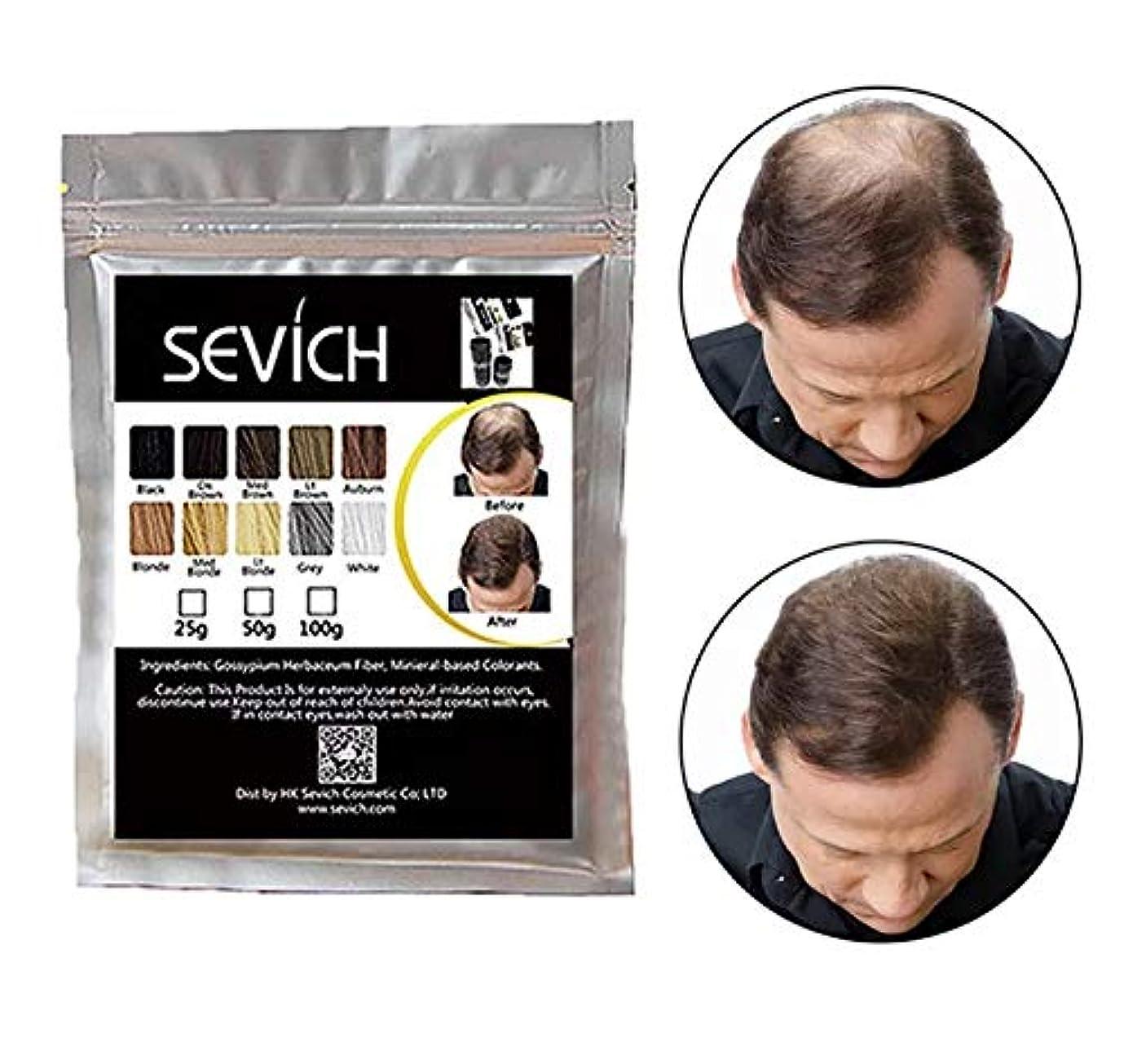 一般記念品フロンティアヘアビルディング 増毛パウダー ブラック Black 100g 詰め替えパック/薄毛対策 白髪 ハゲ隠し Hair Fibers
