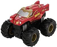 Hot Wheels Monster Jam Rev Tredz Iron Man Vehicle