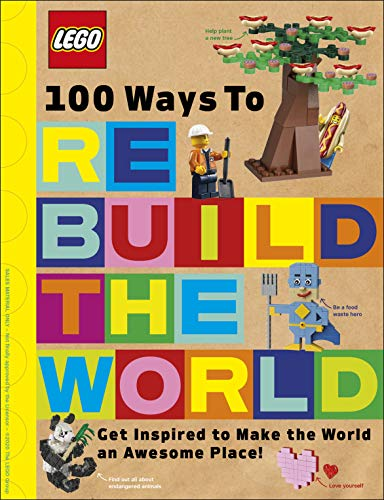 LEGO 100 Ways to Rebuild the W...