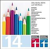 test und Finanztest Archiv CD-Rom 2014: für PC. Mac und Linux