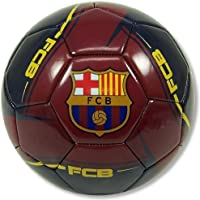 FC Barcelona Official SOCCER Full Size 5 Soccer Ball by Rhinox Group