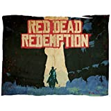 Red Dead Redemption Retro Western Art Vintage Painting Blood 24x18 Poster Print by DirectArtPrint [並行輸入品]