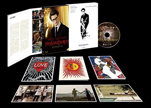 イヴ・サンローラン ブルーレイ [Blu-ray]の詳細を見る