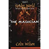 Spider World: The Magician (Epic Visionary Fiction Series, 3)