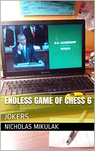 ENDLESS GAME OF CHESS 6: JOKERS (English Edition)