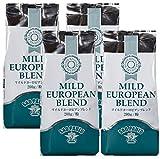 サンパウロコーヒー マイルドヨーロピアンブレンド (粉) 400g(200g×2)×2個