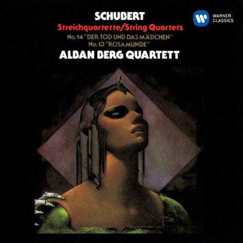 シューベルト:弦楽四重奏曲《死と乙女》、《ロザムンデ》≪クラシック・マスターズ≫