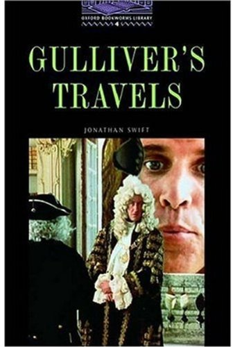 Gulliver's Travels: Stage 4: 1,400 Headwords (Oxford Bookworms)の詳細を見る