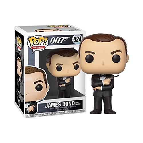 【POP! 】『007』「ドクター・ノオ」ジェームズ・ボンド(ショーン・コネリー)