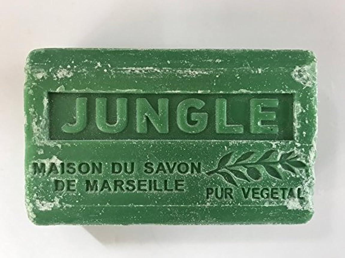 無一文証書説明Savon de Marseille Soap Jungle Shea Butter 125g