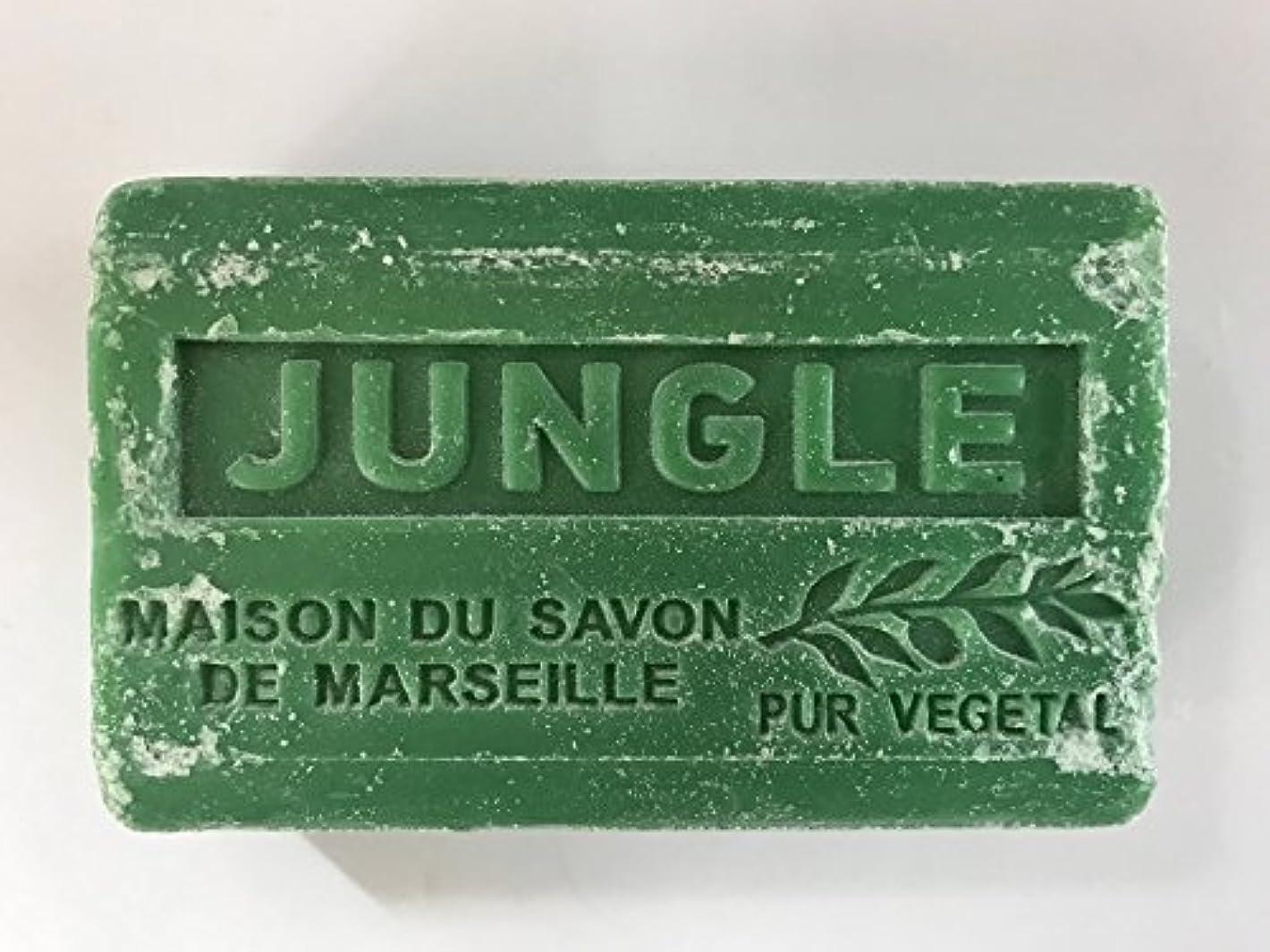 道に迷いましたメンタリティ終点Savon de Marseille Soap Jungle Shea Butter 125g