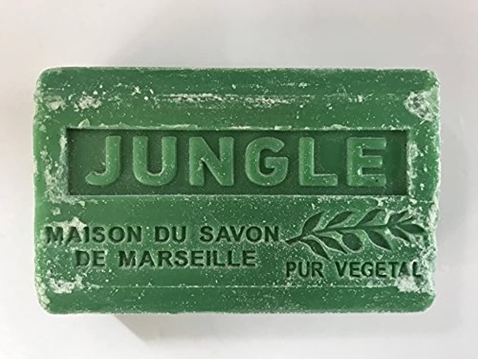 これまで独裁罪Savon de Marseille Soap Jungle Shea Butter 125g