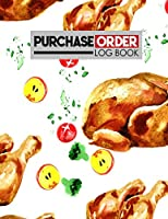Purchase Order Log Book