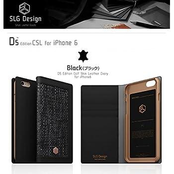 8474615499 iPhone6s Plus ケース iPhone6 Plus ケース 5.5インチ 本革 SLG Design D5 Edition Calf  Skin Leather Diary エスエルジ―デザイン D5 エディション カーフスキンレザー ...