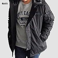 AVIREX アヴィレックス) 2018年 福袋 メンズアウターのみ N-3タイプ ブラック