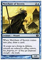 Magic: the Gathering - Merchant of Secrets - Eighth Edition - Foil