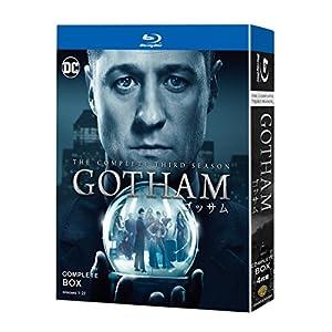 GOTHAM/ゴッサム <サード・シーズン>ブルーレイ コンプリート・ボックス(4枚組) [Blu-ray]