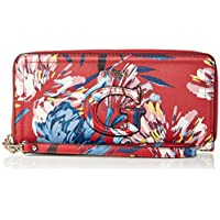 GUESS Chrissy Floral Large Zip Around Wallet