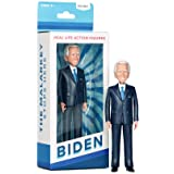 Real Life Action Figure, Joe Biden, Posable, Collectible