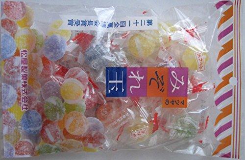 松屋製菓 みぞれ玉 160g×10袋