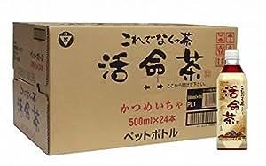 全国配送贈り物ギフト特集 活命茶 500mlペット  (8134)