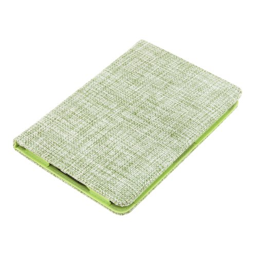 Kindle Paperwhite/Kindle paperwhite 2用 キャンバスの布ケース/カバー 自動スリープ・ウェイク機対応 ?グリーン?