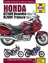 Honda NT700V Deauville XL700V Transalp: (06 - 13)