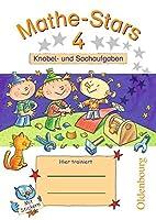 Mathe-Stars 4. Knobel- und Sachaufgaben: 4. Schuljahr