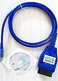 DYYU BMW K + DCAN USB改造 - 新製品! - 1996-2010 E34 E36 E38 E39 E46 E53 E60 E61 E65 E66 E67 E68 E83 E87 E90 E91 E92 E93 E70 R56 Ediabas Inpa DIS付きスイッチ