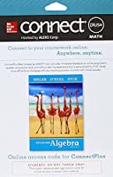 Connect Math Hosted by Aleks Access Card 52 Weeks for Intermediate Algebra (Softcover)