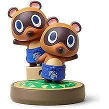 日亚: 任天堂(Nintendo) amiibo 动物之森 手办模型 ¥51
