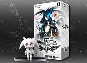 『ブラック★ロックシューターTHE GAME WRSチャームBOX』初回限定版 - PSP
