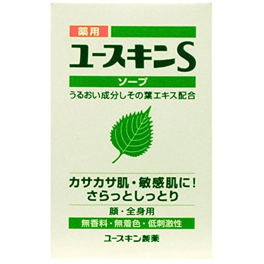 療法不運違反薬用ユースキンSソープ 90g×6個