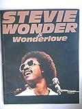 1982年来日公演パンフレット スティービー・ワンダー WONDERLOVE