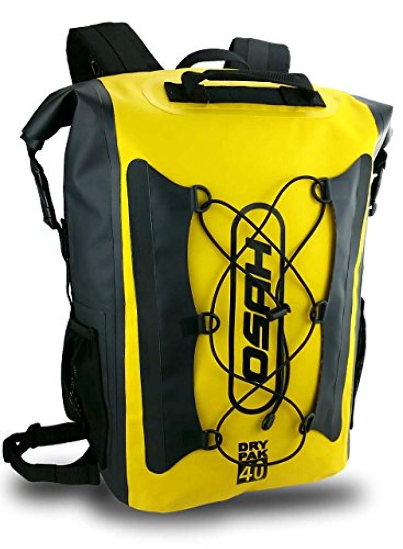 ダッシュ持っている大通りCYCLINGNET 防水(IPX6) パック DRY PAK バックパック サイクリング?ツーリング?スキー?カヤック?ハイキング用 (B14406-20/40L)