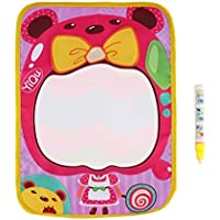 知育玩具 子供のおもちゃの水スクランブルマット描画絵画ぬいぐるみプレート板ホット販売 mltiカラー