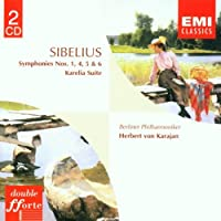Sibelius: Symphonies Nos.1, 4, 5 & 6, Karelia Suite