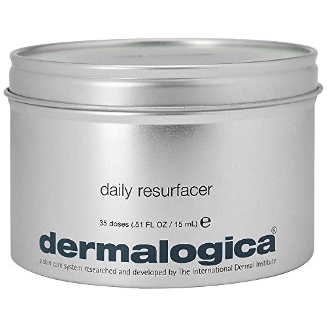 恐ろしい天国合図35のダーマロジカ毎日Resurfacerパック (Dermalogica) (x6) - Dermalogica Daily Resurfacer Pack of 35 (Pack of 6) [並行輸入品]