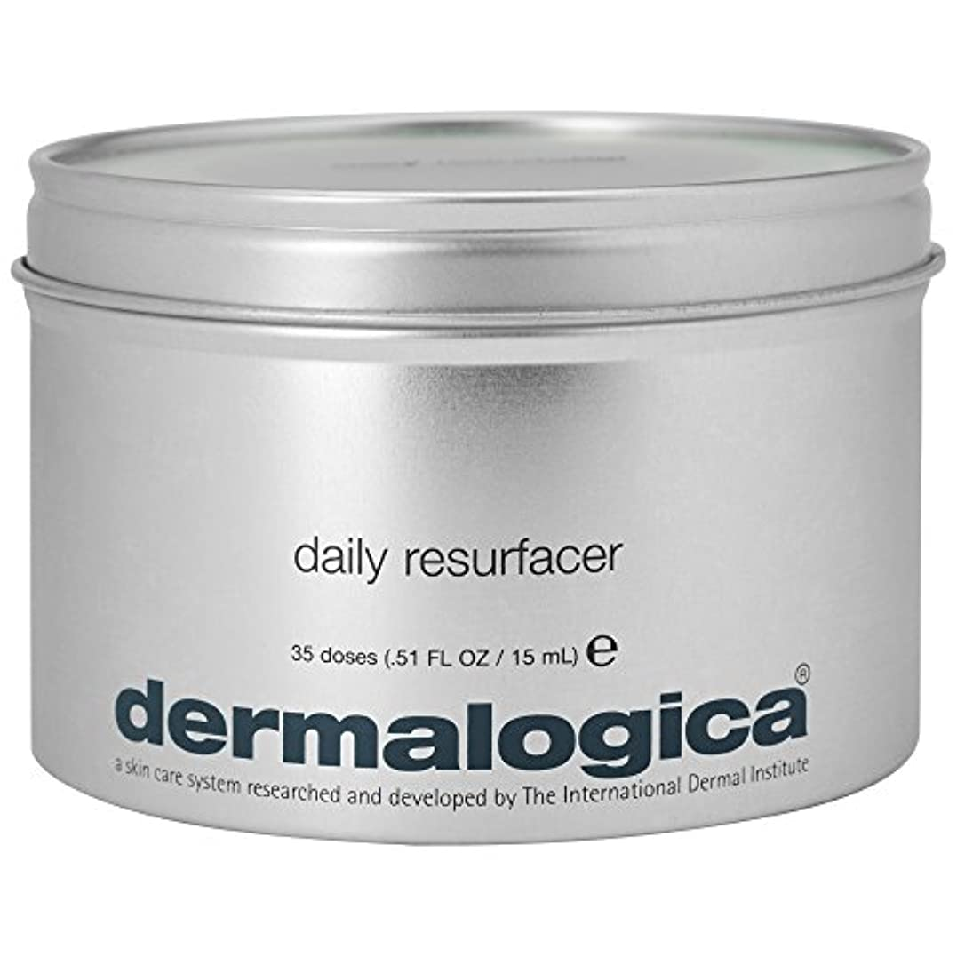 ペット共産主義素敵な35のダーマロジカ毎日Resurfacerパック (Dermalogica) (x6) - Dermalogica Daily Resurfacer Pack of 35 (Pack of 6) [並行輸入品]