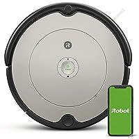 【Amazon.co.jp限定】ルンバ 692 アイロボット ロボット掃除機 WiFi対応 遠隔操作 自動充電 グレー…
