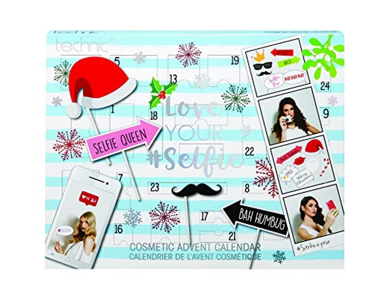 冷蔵庫ビートブルームTechnic Advent Love Your Selfie Cosmetic Calendar 化粧 アドベントカレンダー