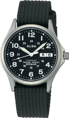 [アルバ]ALBA 腕時計 ALBA ミリタリー APBT211 メンズ