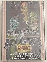 Tournament of Might - ゾンビカードゲーム - アーミープレイングカード