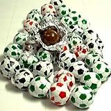 サッカーボールチョコレート 業務用 1kg (有)西日本食品サービス