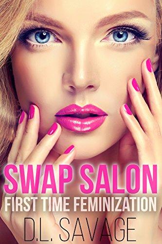 Swap Salon: First Time Feminization (English Edition)
